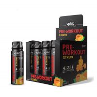 Pre-Workout Xtreme Shot (80ml)VPlab