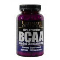 BCAA 500 мг (120к)Ultimate Nutrition