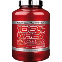 100% Whey Protein Professional(2,35кг)Scitec Nutrition