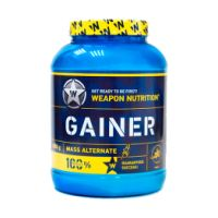 Gainer (2кг) WEAPON  NUTRITION