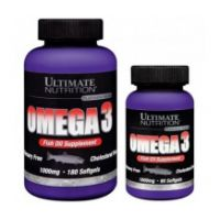 Омега 3 (90к)Ultimate Nutrition
