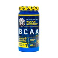 BCAA (400г) WEAPON  NUTRITION