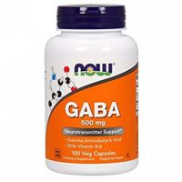 Gaba with B6 500mg(100К)(Now)